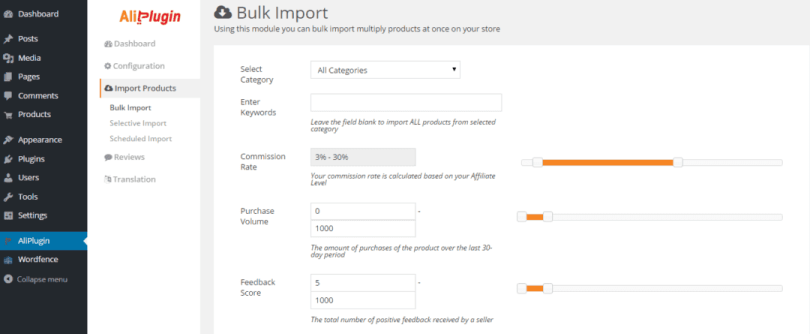 Import Aliplugin Review