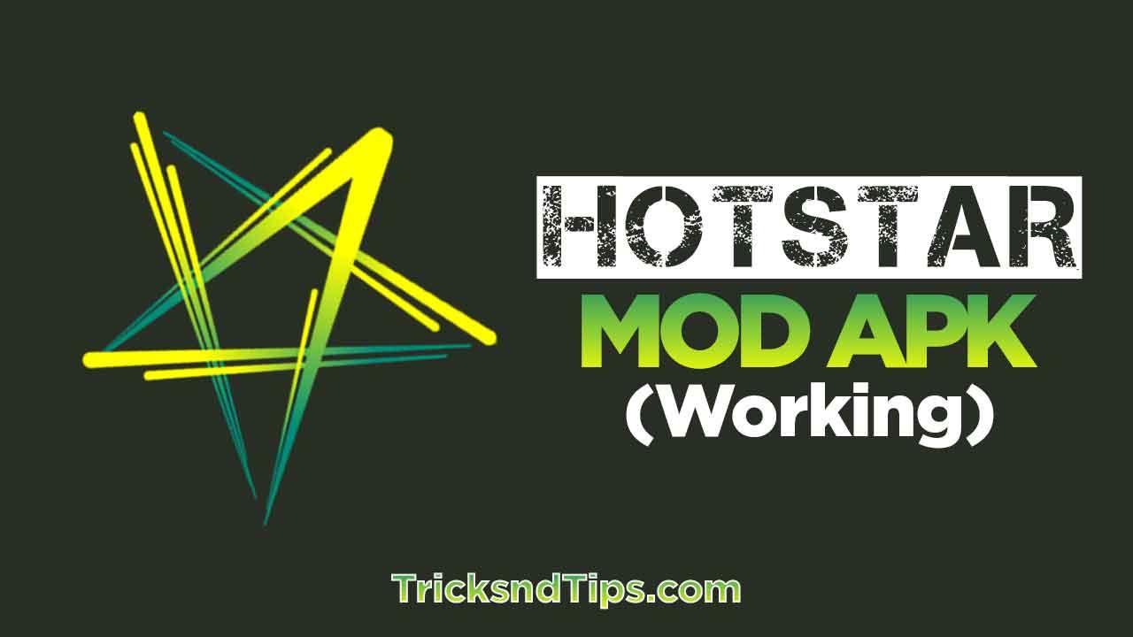 Hotstar Mod Apk Unlocked Ipl Live Disney Premium Vip Apk Tricksndtips