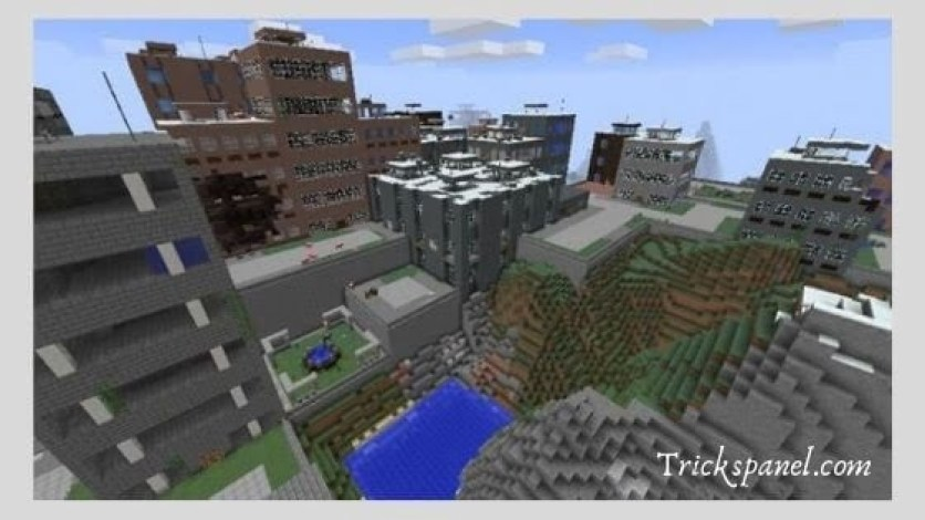 The lost cities mod