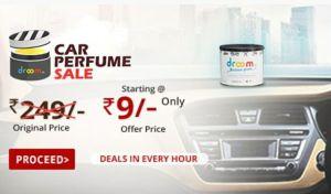 Droom Car Perfume Sale