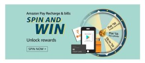 Amazon Spin And Win Answers