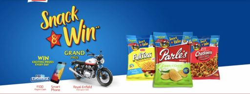 Parle Snack Contest