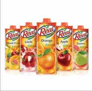 Free Sample Dabur Real Fruit Power Juices