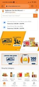 Big Bazaar Free Delivery