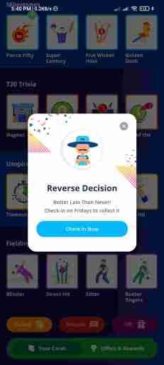 Paytm Reverse Decision Card FREE
