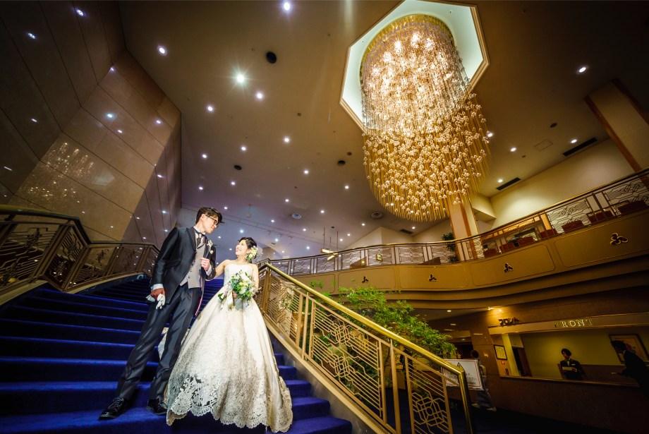 明治記念館結婚式持ち込みカメラマン