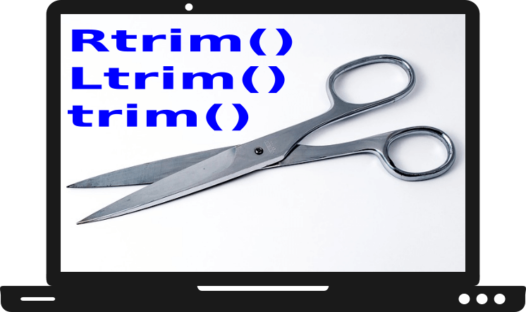 String Trim Functions in C