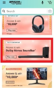 amazon phillips soundbar quiz answers