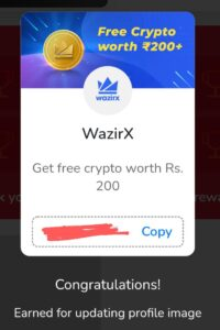 How To Transfer WRX Coin To Bank