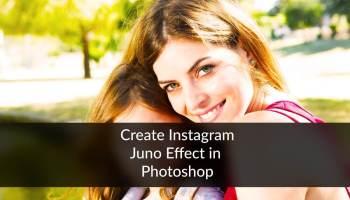Create Instagram Reyes Effect in Photoshop | TrickyPhotoshop