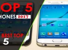 top 5 phones