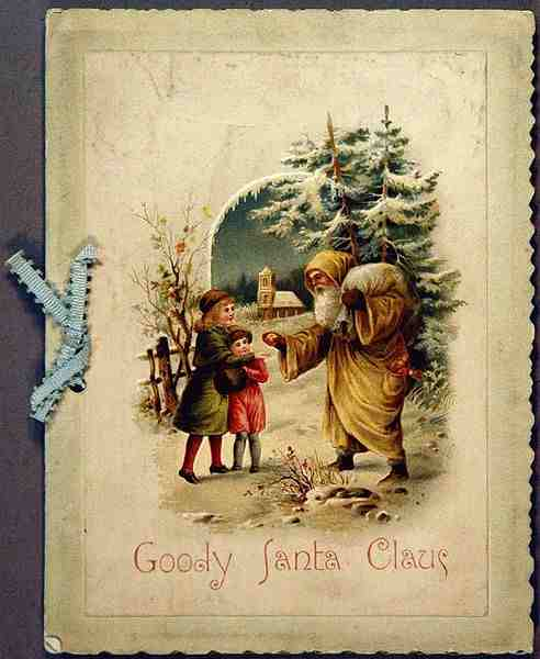 You Better Watch Out!: A Brief History of Santa Claus (4/5)