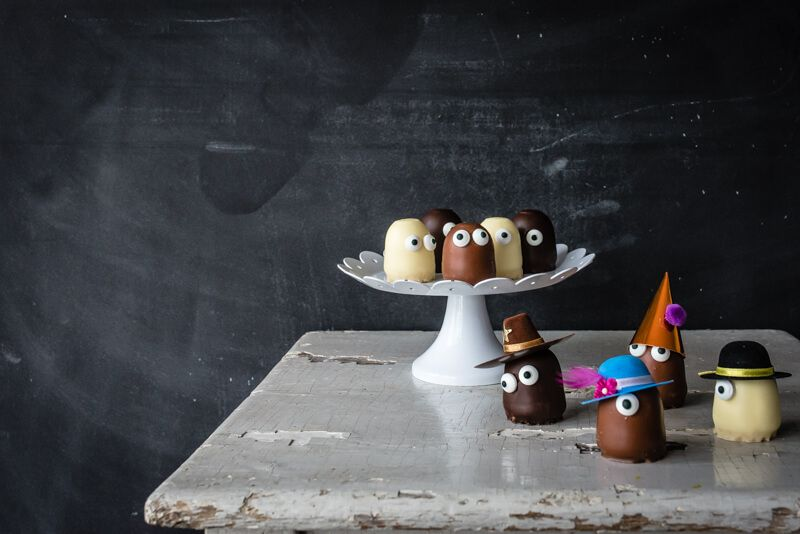 trickytine kinder torte geburtstag schokokuss brownie