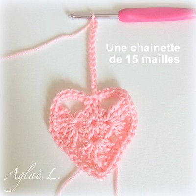 attache en maille chainette