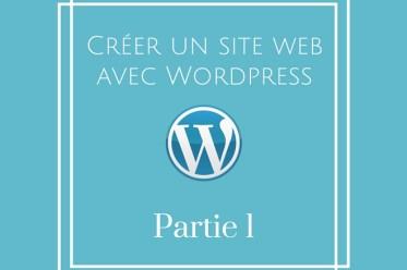 Creer un site avec Wordpress