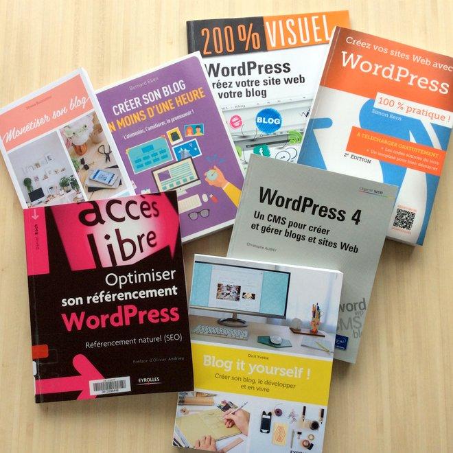livres blog wordpress
