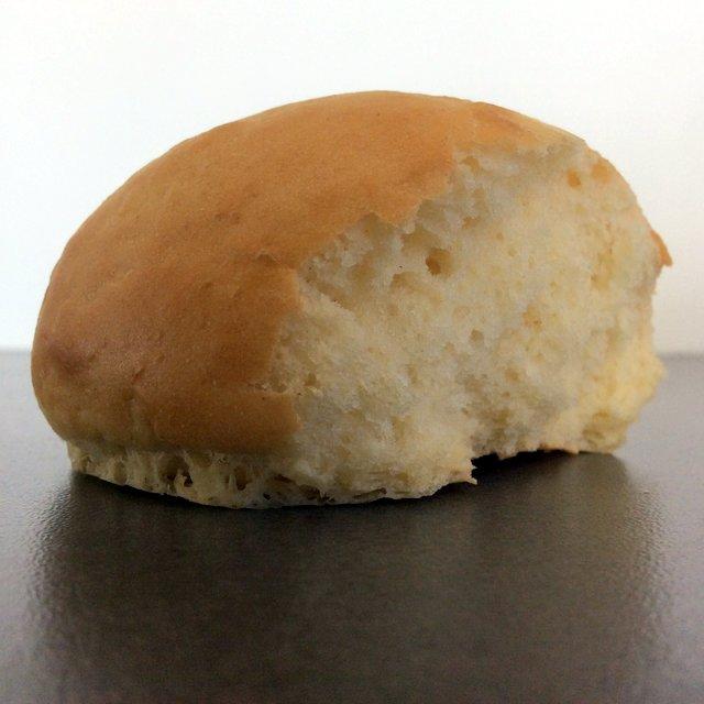 pain hamburger comme une brioche
