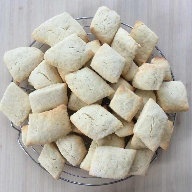 une bonne recette de biscuits pour le goûter