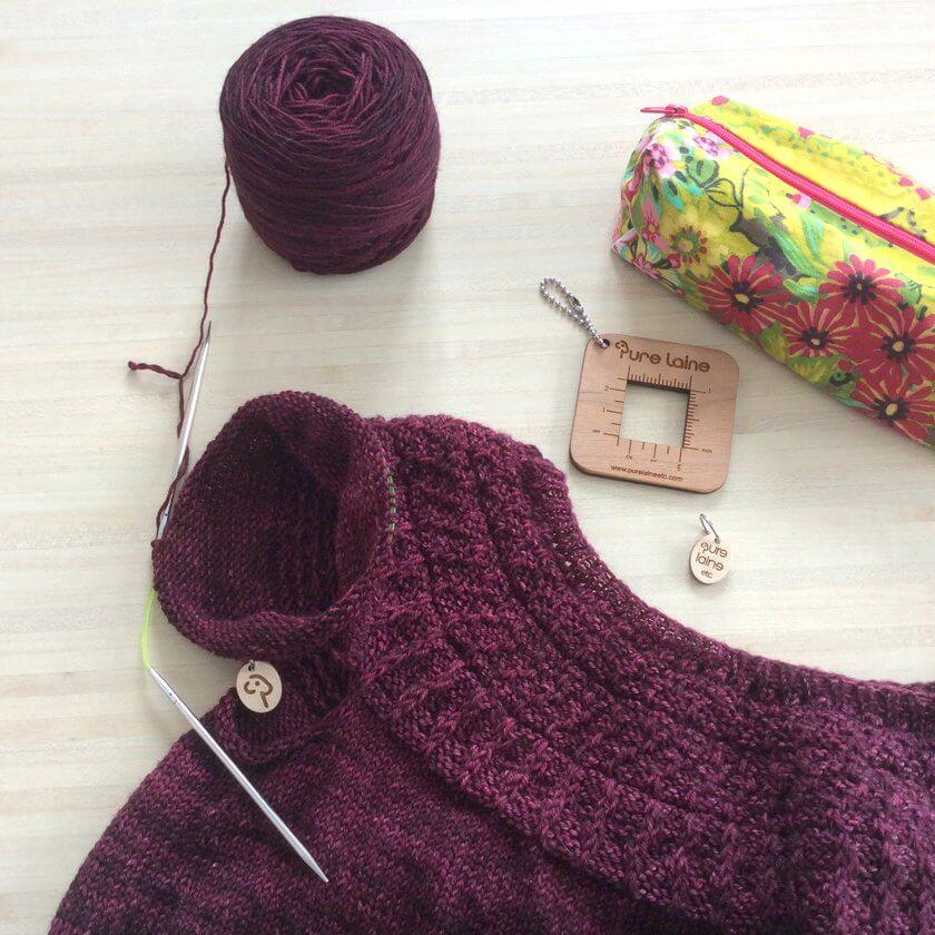 boutique purple laines