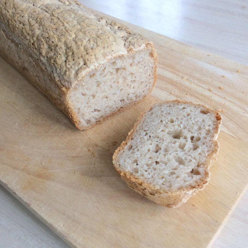 pain sans gluten - vaincre les maladies chroniques