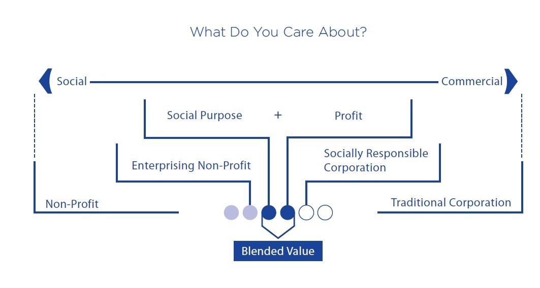 Social Entrepreneurship Spectrum