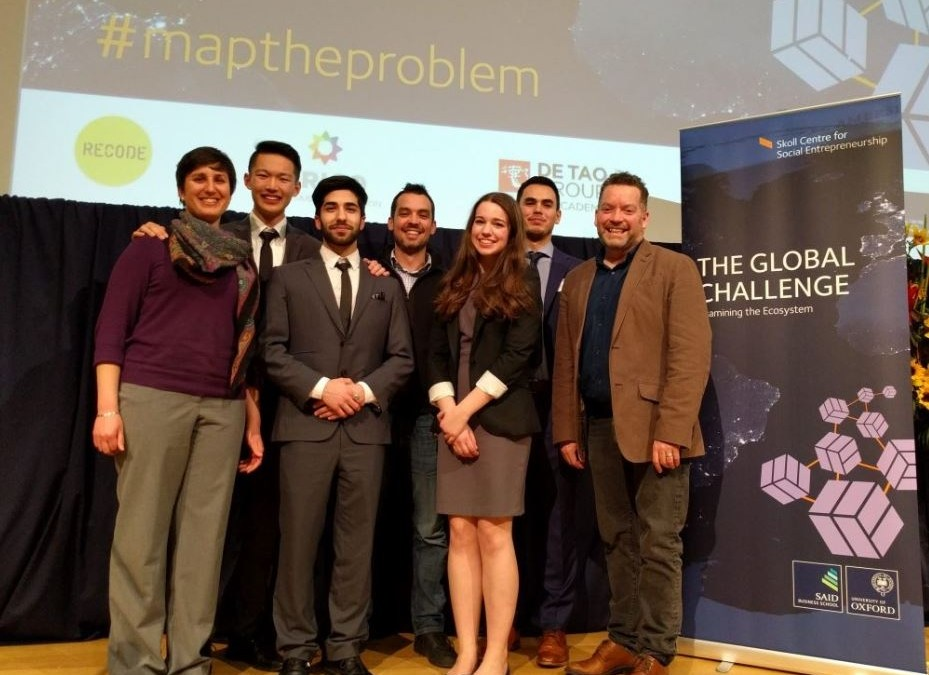 Canadian Students Shine at Global Challenge