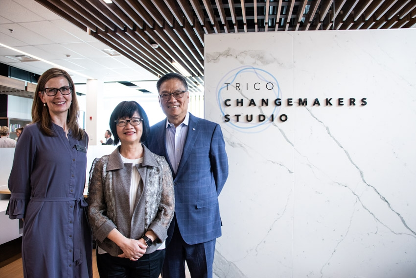 Trico Changemakers Studio Grand Opening