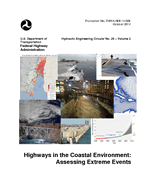 Cover of Highways in the Coastal Environment: Assessing Extreme Events