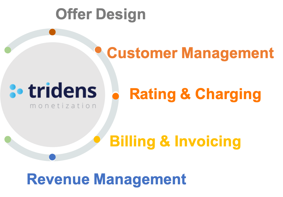 Tridens Monetization Key Capabilities