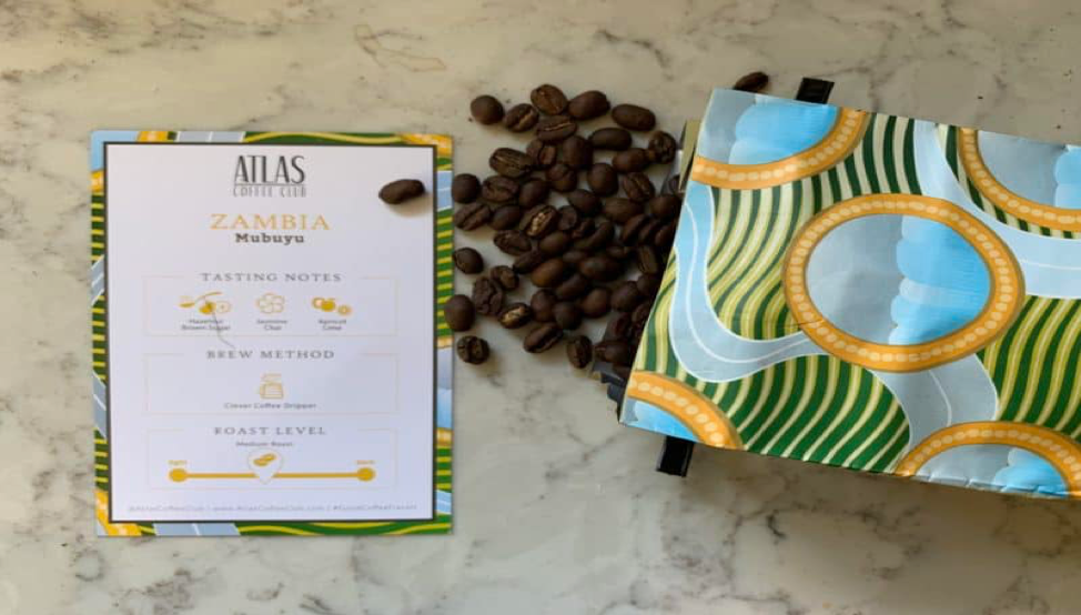 Atlas coffee subscription offering