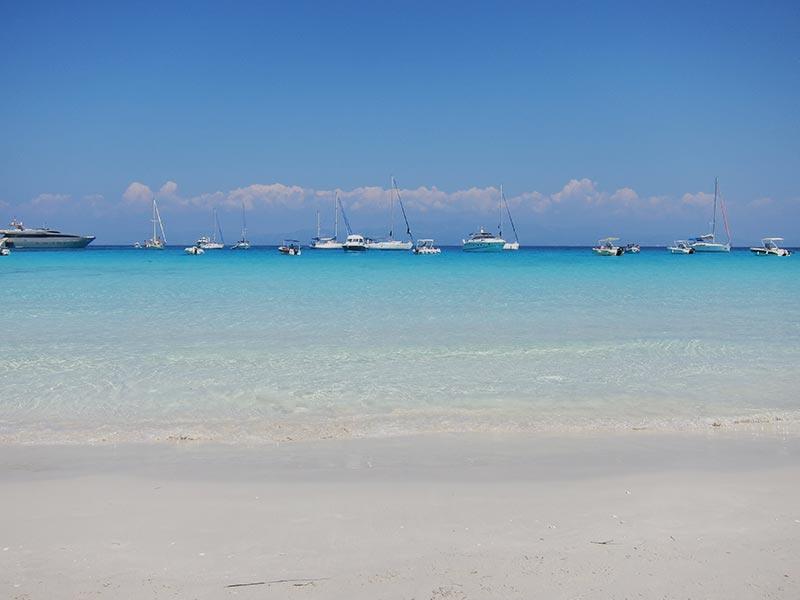 Trident Speedboat  Cruises - Paxos