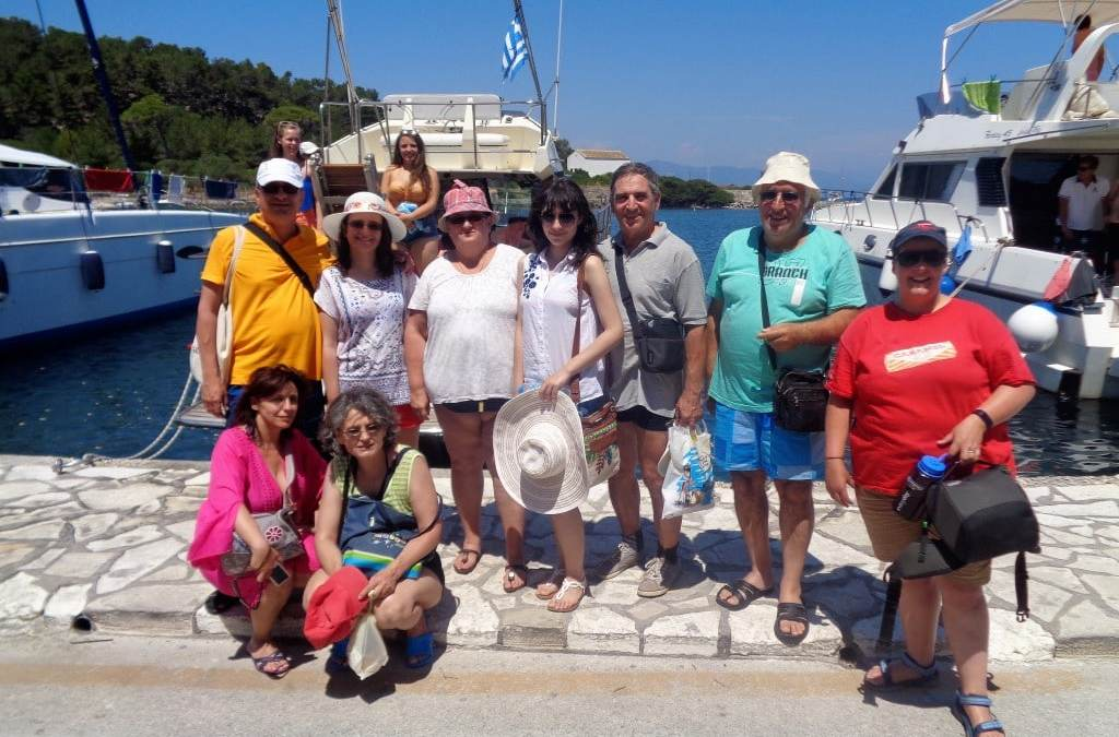 Paxos Cruise 24 6 2017