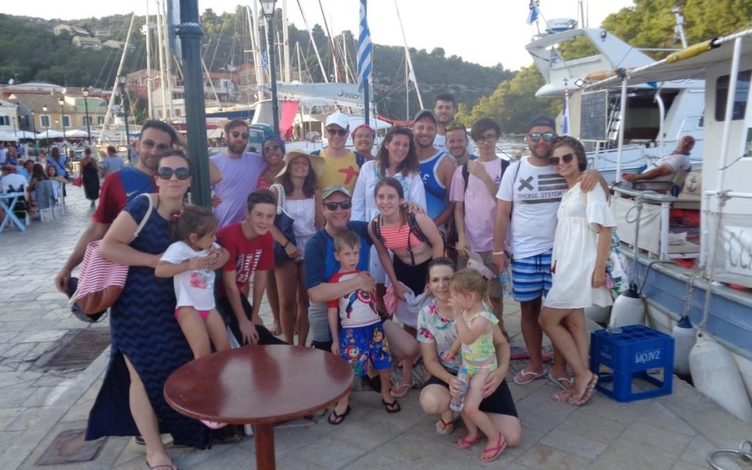 Paxos Cruise 15 8 2018