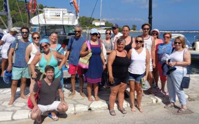 Paxos Cruise 24 9 2018