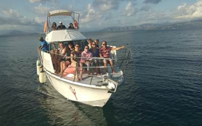 Blue Lagoon Afternoon Cruise 15 7 2019