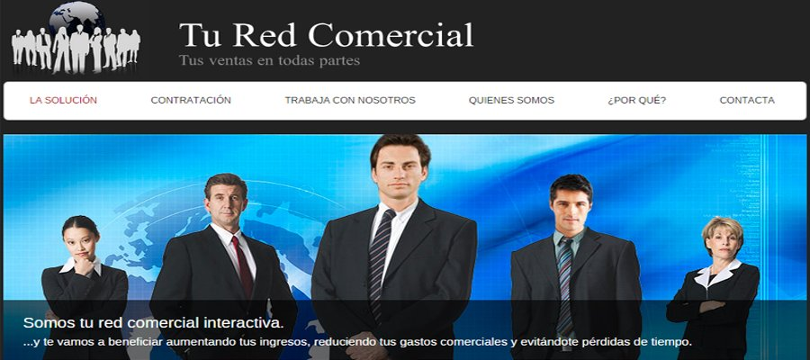 Tu Red Comercial