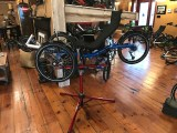 Sportscrafters Professional Trike Workstand