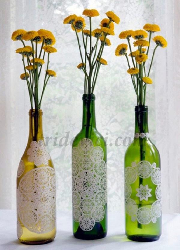 декор-бутылки