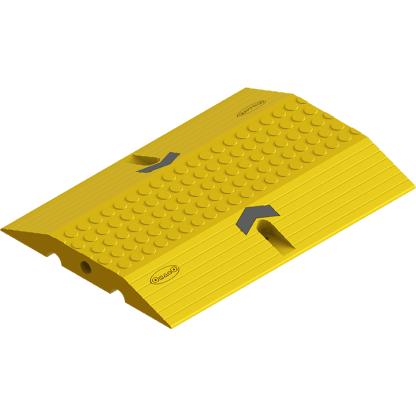 Speed Bumb Center Yellow