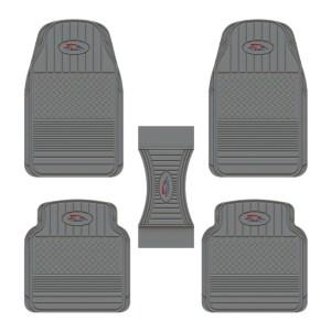 Rubber Car Mat Fullset 02