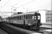 <h5>1972 in Arth Goldau</h5><p>1972 wurde der ABe 4/4 nur 1 von Bernhard Studer in Arth Goldau festgehalten.</p>