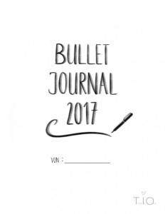 bullet-journal-2017-minimalistisch