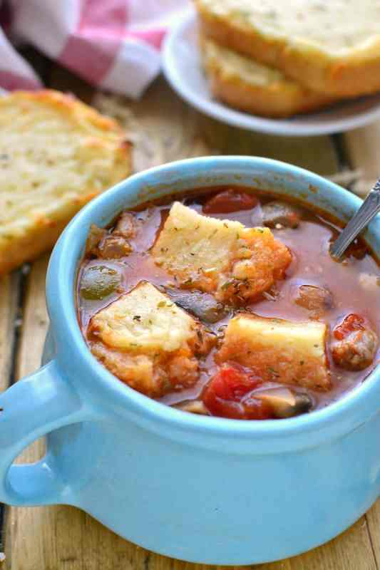 10+ Soup Recipes To Warm You From The Inside Out // Food Holiday Bloggers