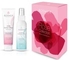 Kosmea Rose Body Collection