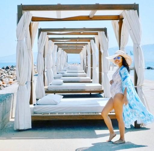 img 3954 1024x1010 - Babymoon in Greece