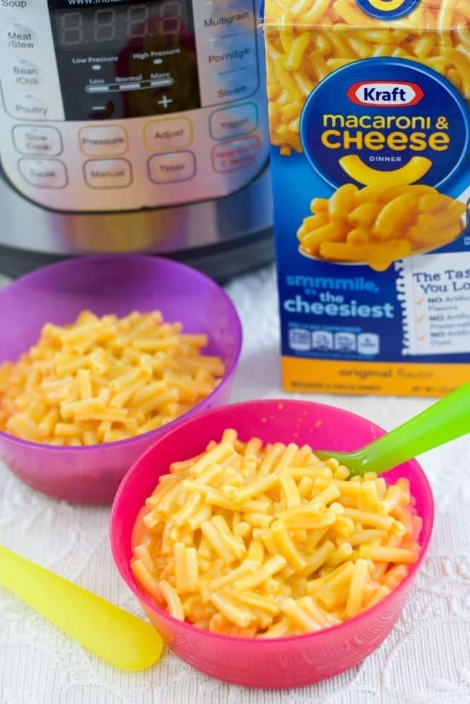 kraft mac and cheese substitute for butter