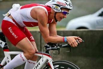 Ironman Petr Vabrousek - Races to train