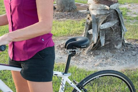 ISM Touring Saddle - Black Review