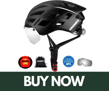 KINGBIKE DOT Bicycle Helmet