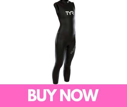TYR Sport Women's Hurricane Sleeveless Wetsuit